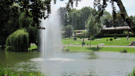 Le parc de lOrangerie