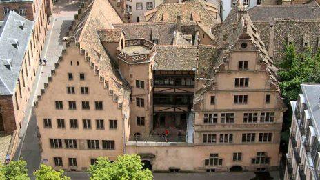 Musée de lŒuvre Notre Dame